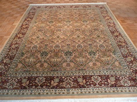 morris rug 8 x 10 knotted william morris rug rugs other metro by rug