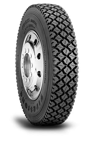 Semi Off Road & Weather Tires-Firestone Severe Service Tires