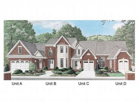 townhome designs plan 011m 0003 find unique house plans home plans and