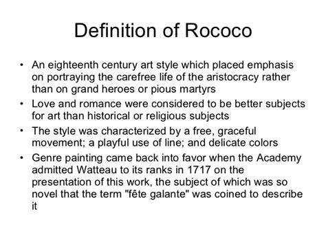 baroque style definition of baroque style in the free baroque n rococo