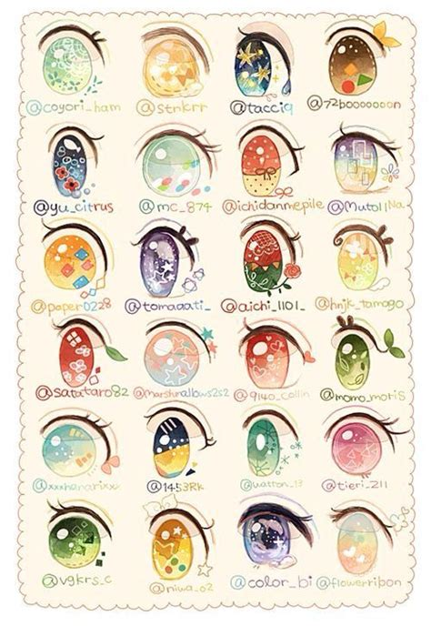kawaii chibi eyes 180 o anime pinterest kawaii