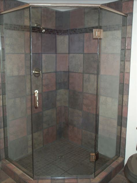 Wisconsin Shower Door by Waukesha Glass Shower Doors Shower Door Installation