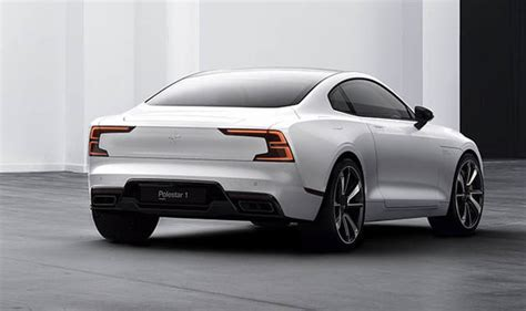 2019 Volvo Polestar 1 volvo polestar 1 2019 performance electric car
