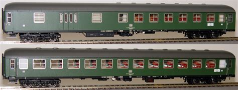 ls models set of 2 passenger cars of quot woerthersee quot