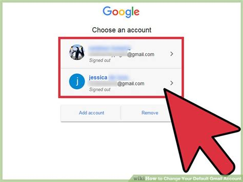gmail reset to default settings how to change your default gmail account 11 steps with