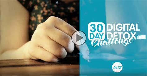 30 Day Digital Detox by Day 7 30 Day Digital Detox Challenge Digital Detox