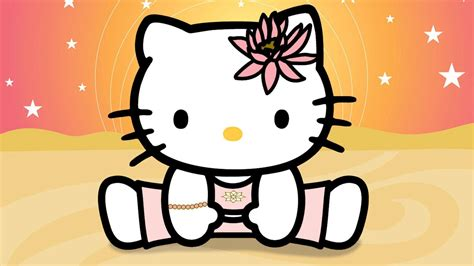 hello kitty yellow wallpaper wallpapers hello kitty 2015 wallpaper cave