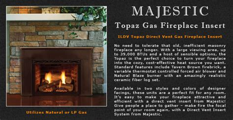 majestic gas fireplace installation manual fireplaces