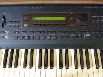 Keyboard Korg I4s Korg I4s Synthisizer Interactive Workstation
