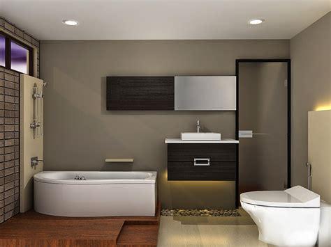 gambar desain kamar mandi rumah minimalis rumah