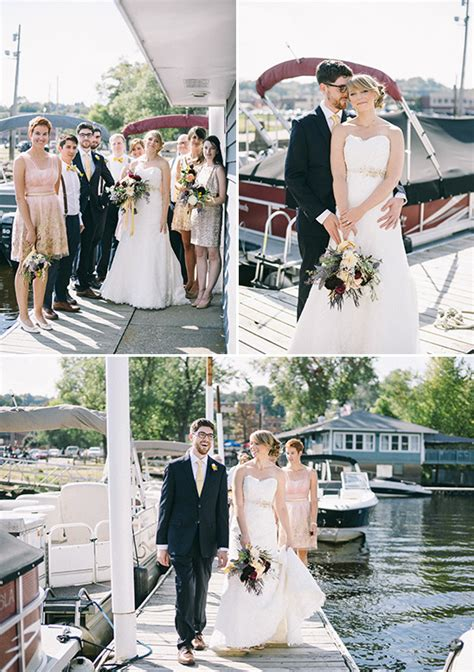 Wedding On A Boat by We Re On A Boat Wedding Ideas