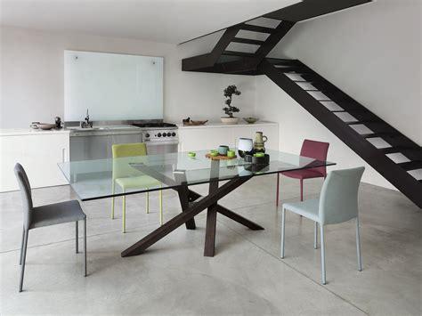 tavoli da soggiorno in cristallo tavoli da pranzo in cristallo tavoli soggiorno allungabili