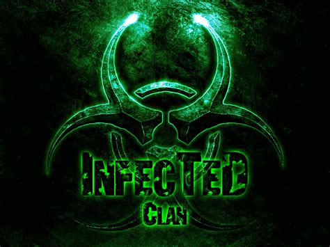 infected clan logo by atosz on deviantart