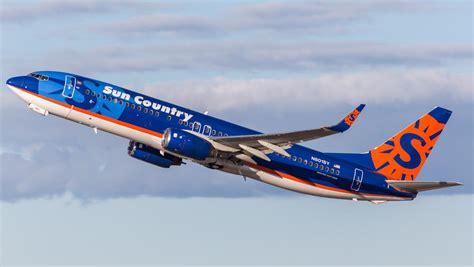 sun country airlines brings back nonstop flights to harlingen minneapolis st paul