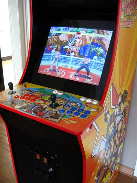 street fighter 3 cabinet scratch build custom street fighter arcade cabinet upd 7