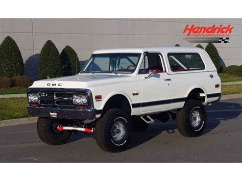gmc jimmy 1970 gmc jimmy for sale classiccars com cc 963216