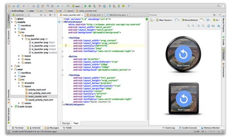 android studio layout id google android studio 1 0 packs appeal informationweek