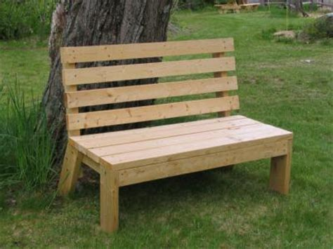 build a park bench custom picnic tables