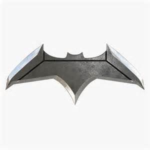 batarang template batarang batman v superman max