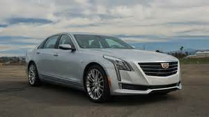 Cadillac Es Caddy S New Flagship The 2016 Cadillac Ct6 Roadshow