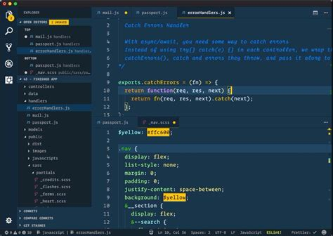 pc themes number best vs code themes of 2017 scotch