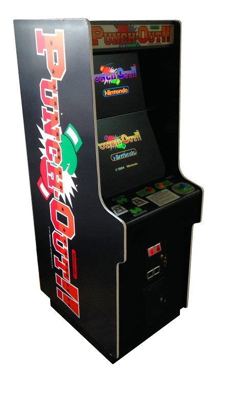 arcade cabinet for sale punch out arcade for sale stuff i can t