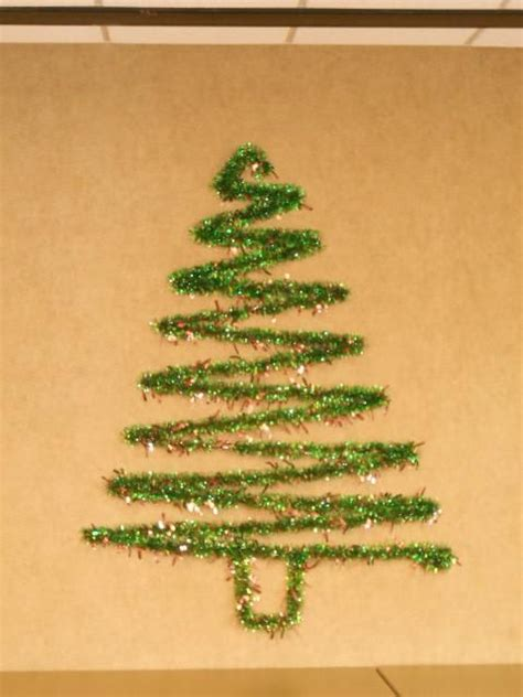 1000 ideas about wall christmas tree on pinterest