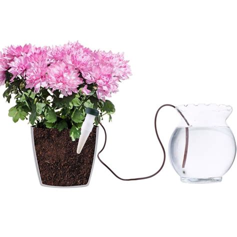 pcs indoor plants automatic drip irrigation watering