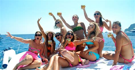 party boat gif bachelorette party yacht wedding reception charters caymans