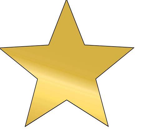 printable gold star shooting star template printable related keywords