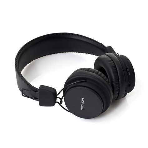 Headphone Bluetooth Tenqa Releases Dj Style Remxd Bluetooth 174 Headphones For 39