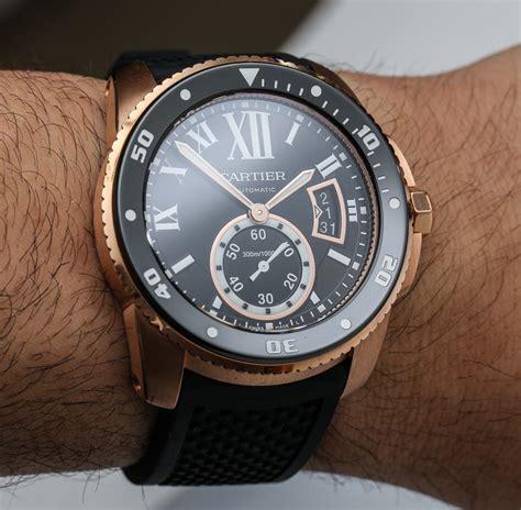 cartier calibre diver review most popular luxury