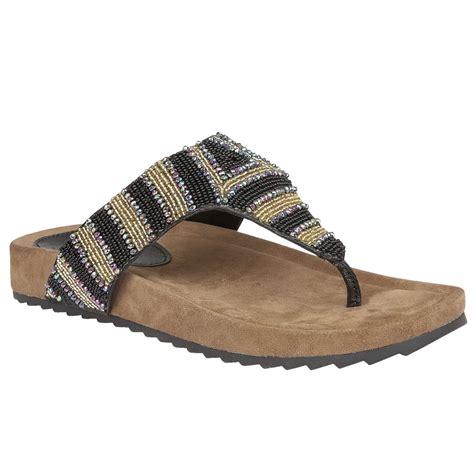 Wedges Motif Bunga Sdw 66 lotus zonas womens casual toe post sandals from charles clinkard uk