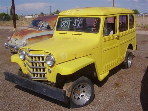 Jeep Truck Parts 1951 Jeep Truck Willys 510250c Desert Valley Auto Parts