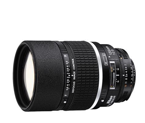 Nikon Af 135mm F 2d Dc Nikkor af dc nikkor 135mm f 2d from nikon