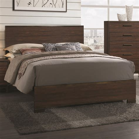 eastern king headboard coaster edmonton eastern king bed with wood headboard sol furniture platform beds low