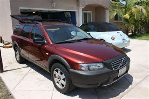 find   volvo  xc awd cross country  whittier california united states