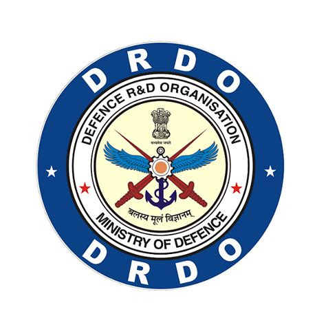 DRDO LOGO  Defence Research & Development Organisation DRDO