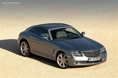 2003 chrysler crossfire chrysler crossfire 2003 2004 2005 2006 autoevolution