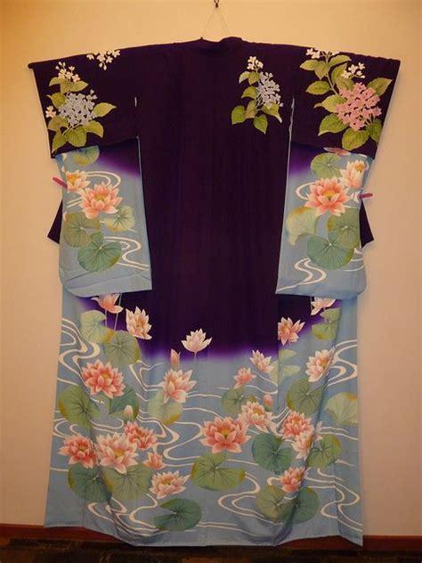 kimono water pattern 424 best images about kimono on pinterest