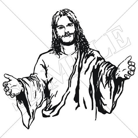 imagenes vectoriales de jesus jesus vector imagui