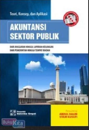 Buku Perpajakan Indonesia Konsep Aplikasi Dan Praktis bukukita akuntansi sektor publik teori konsep dan