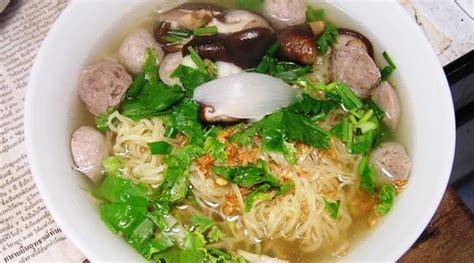 Bahan Membuat Bakso Vegetarian | resep dan cara membuat bakso jamur vegetarian wartasolo