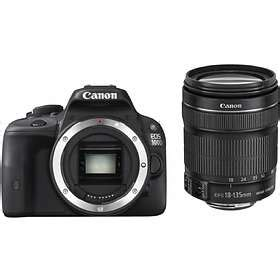 canon 100d best price find the best price on canon eos 100d 18 135 3 5 5 6 is