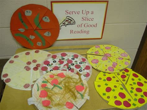 pizza box book report 21 best images about food book report projects on