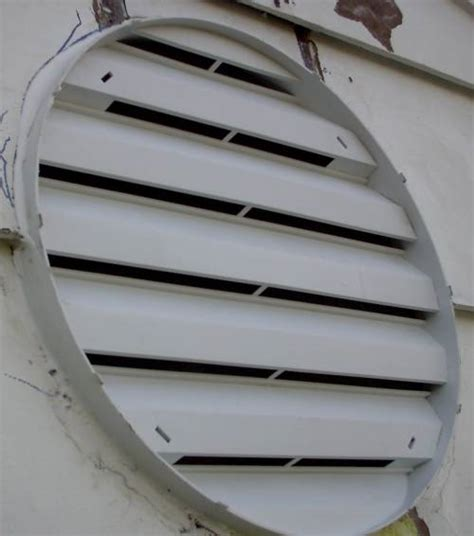 installing a gable vent fan installation of attic gable vent fans gable vents