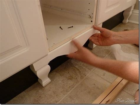 decorative wood cabinet feet kitchen design ideas diy installation of furniture legs