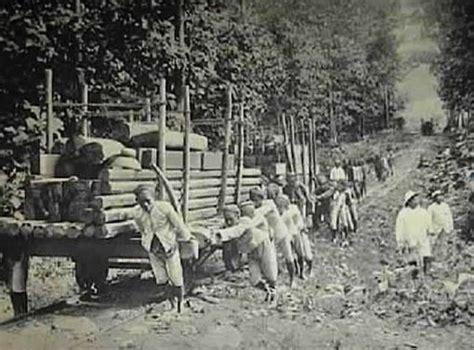 sejarah sistem tanam paksa di indonesia sejarah indonesia zaman prasejarah zaman