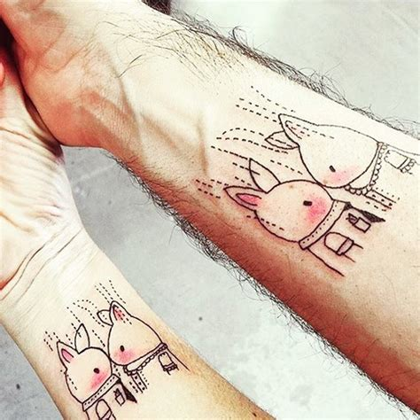 30 perfect matching his and hers tattoos