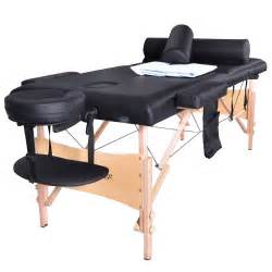 table portable spa bed w sheet cradle